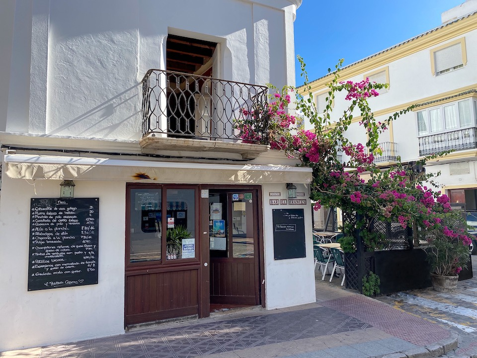 beste restaurant in Tarifa - Bar El Frances