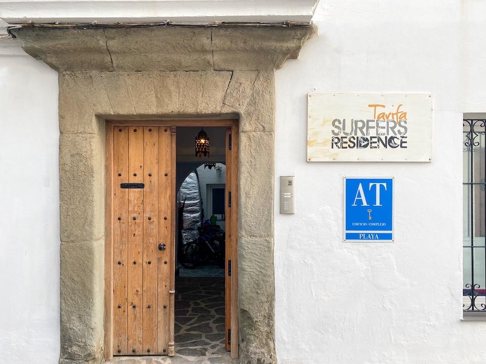 gezelligste accommodatie Tarifa Surfers Residence