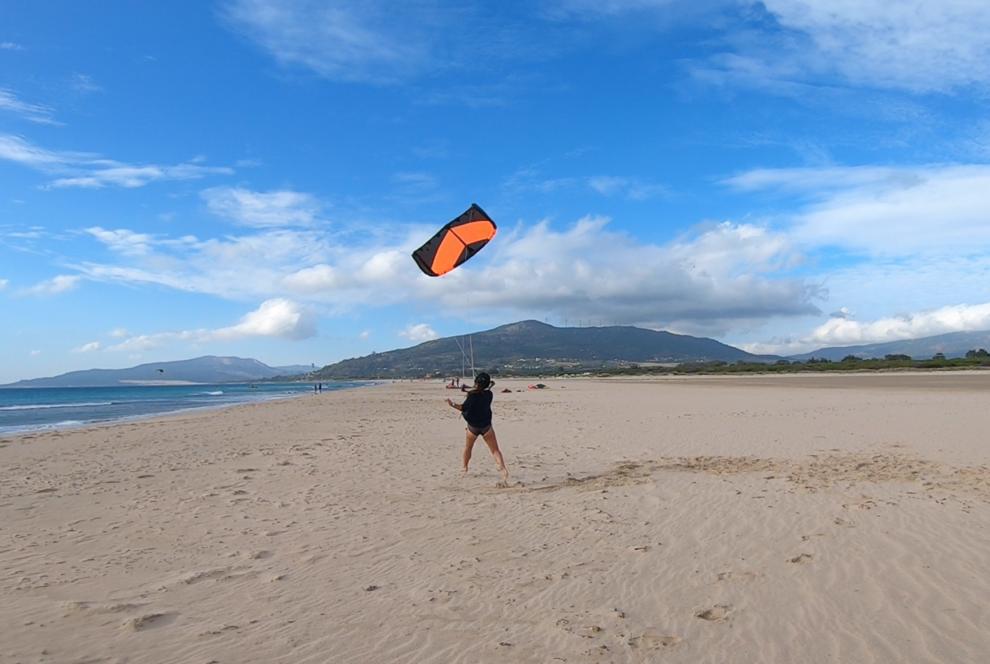 Leren kitesurfen in Tarifa beginners tips
