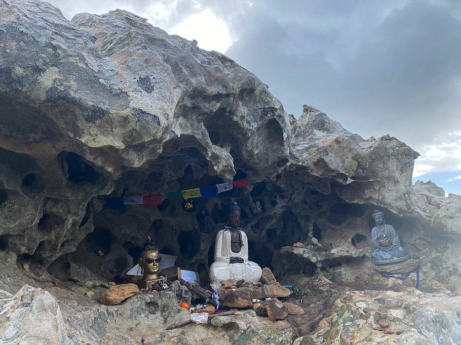 Cueva del Buddha Tarifa