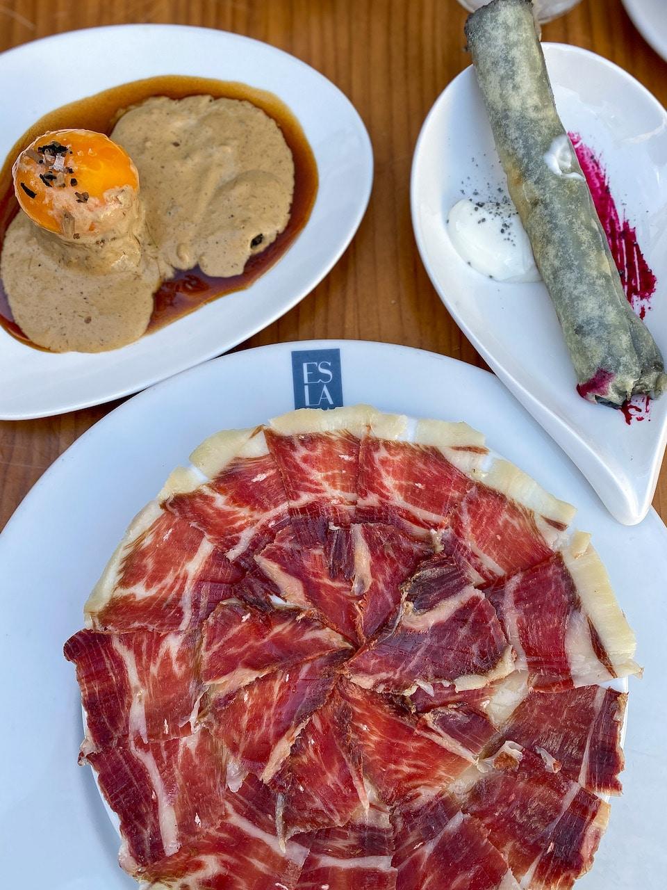 Eslava -  uit eten in Sevilla