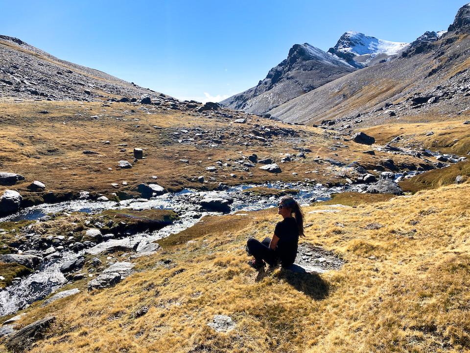 Rio Lanjarón - Alpujarras hice - wandelen Sierra Nevada