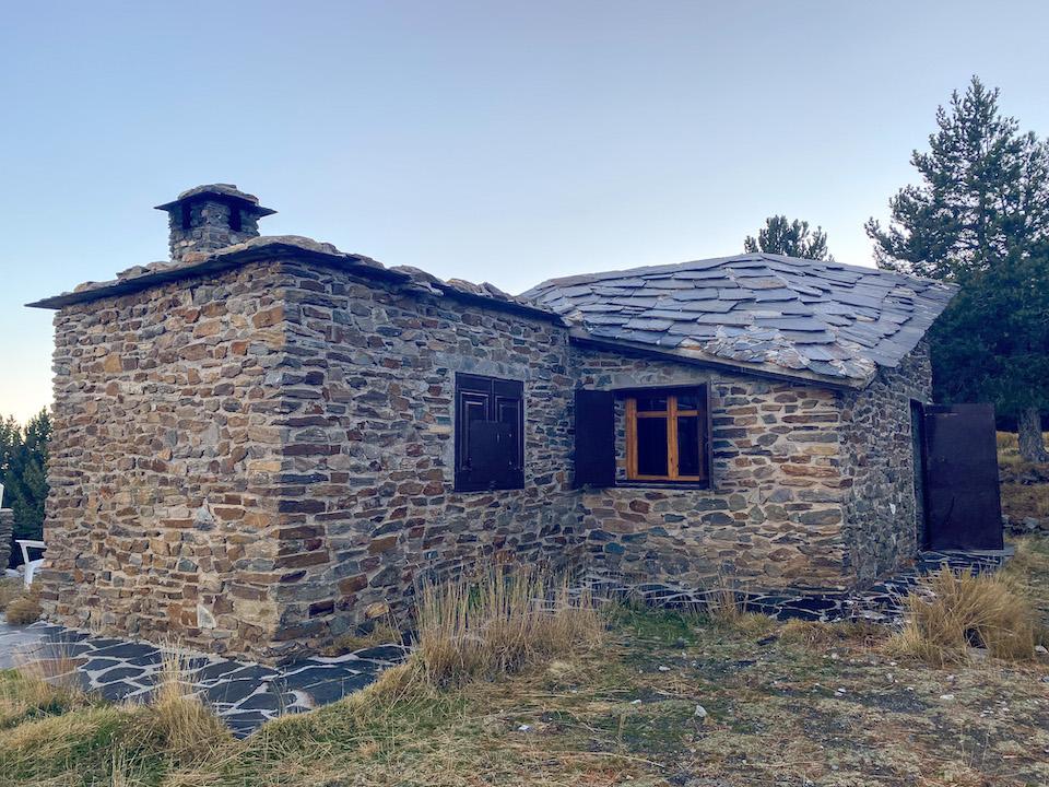 huttentocht Sierra Nevada - Refugio El Puntal