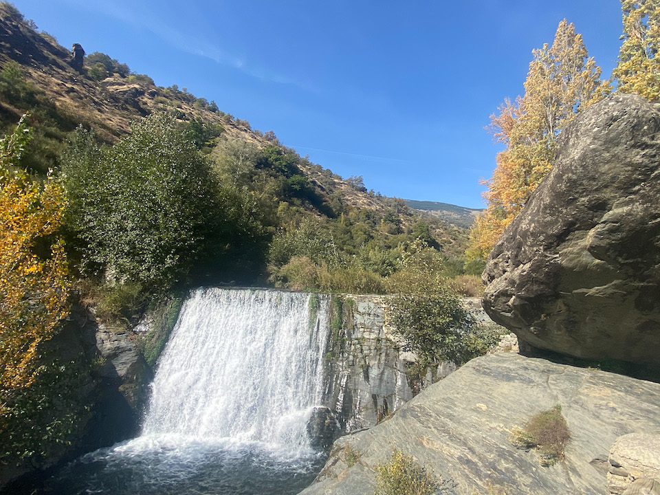 Poqueira vallei -Capileiraen Bubion- Pampaneira