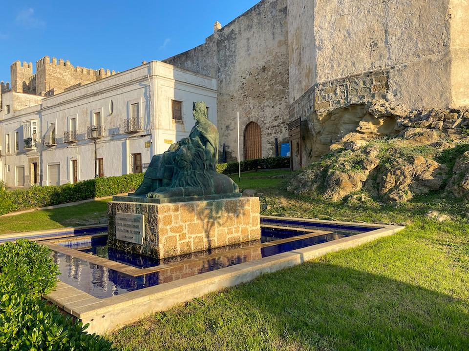 monumenten en bezienswaardigheden Tarifa - stadswandeling Castillo de Guzman el Bueno