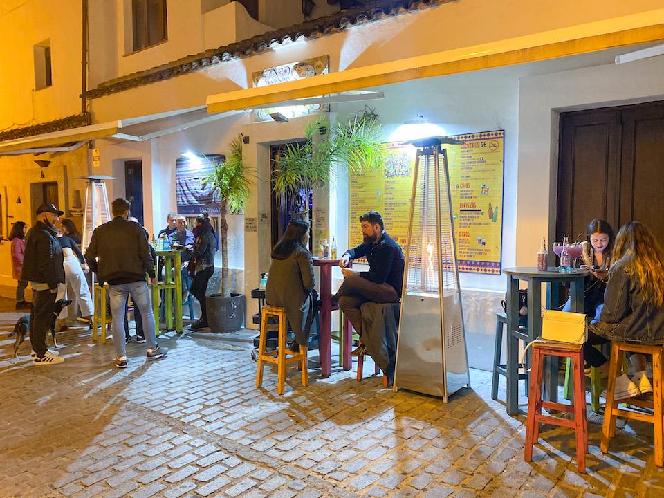 Taco Way - uitgaan en barretjes Tarifa