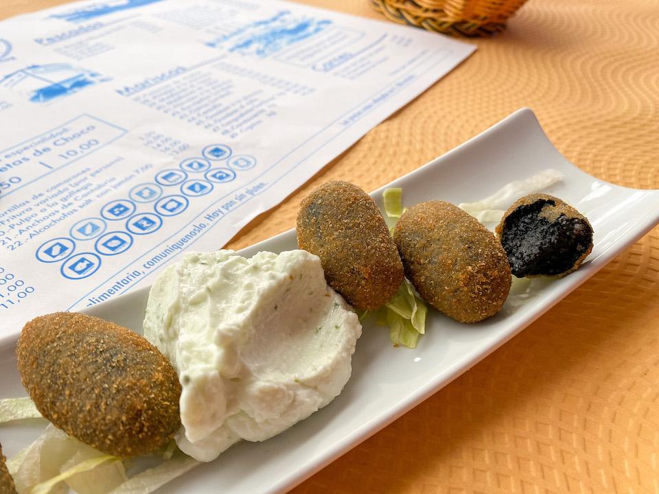 El Ancla - vis restaurant in Tarifa