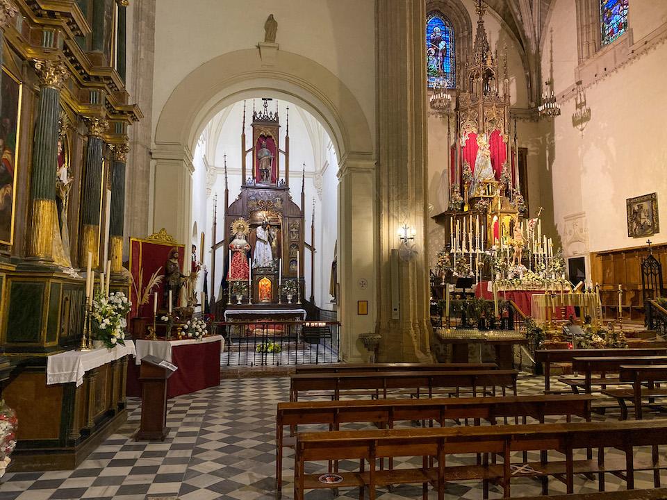 Bezienswaardigheden en monumenten Tarifa - Iglesia de San Mateo