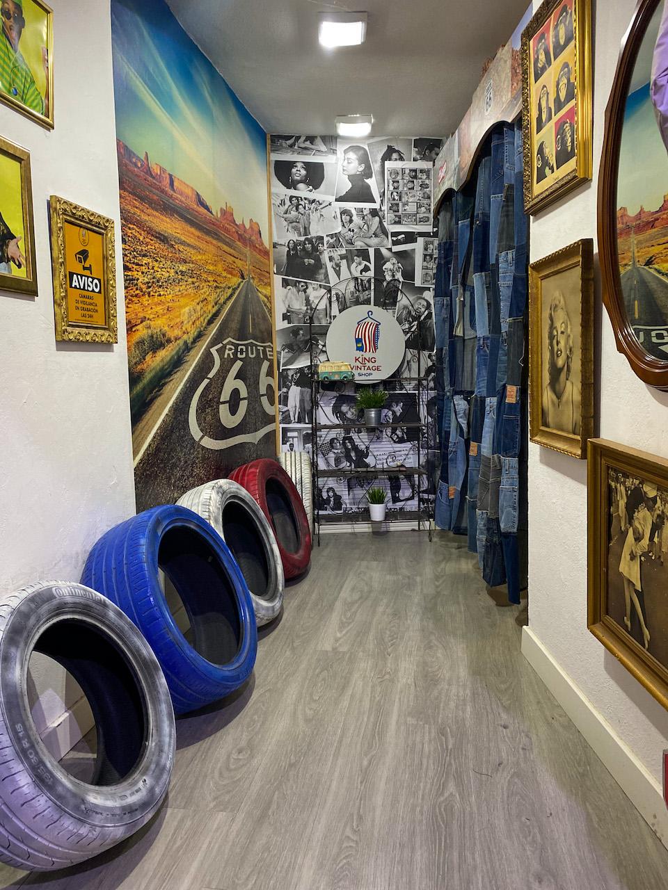 Vintage shoppen Cádiz: King Vintage