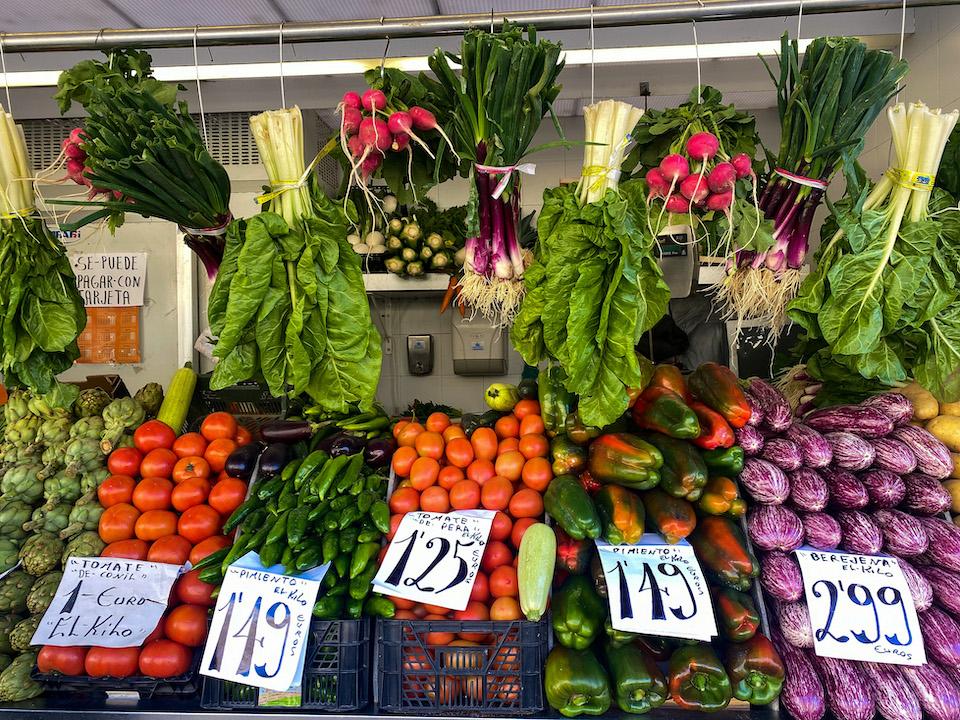 bezienswaardigheden Cadiz weekendje weg Mercado CentraldeCádiz