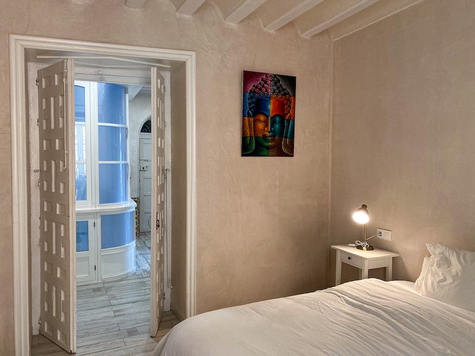 Slapen in Cádiz - accomodaties en appartementen citytrip Casa Bugambilla Cadiz