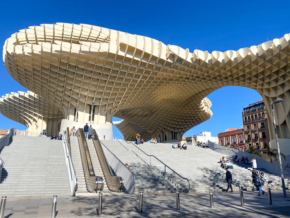 Setas de Sevilla - Metropol Parasol