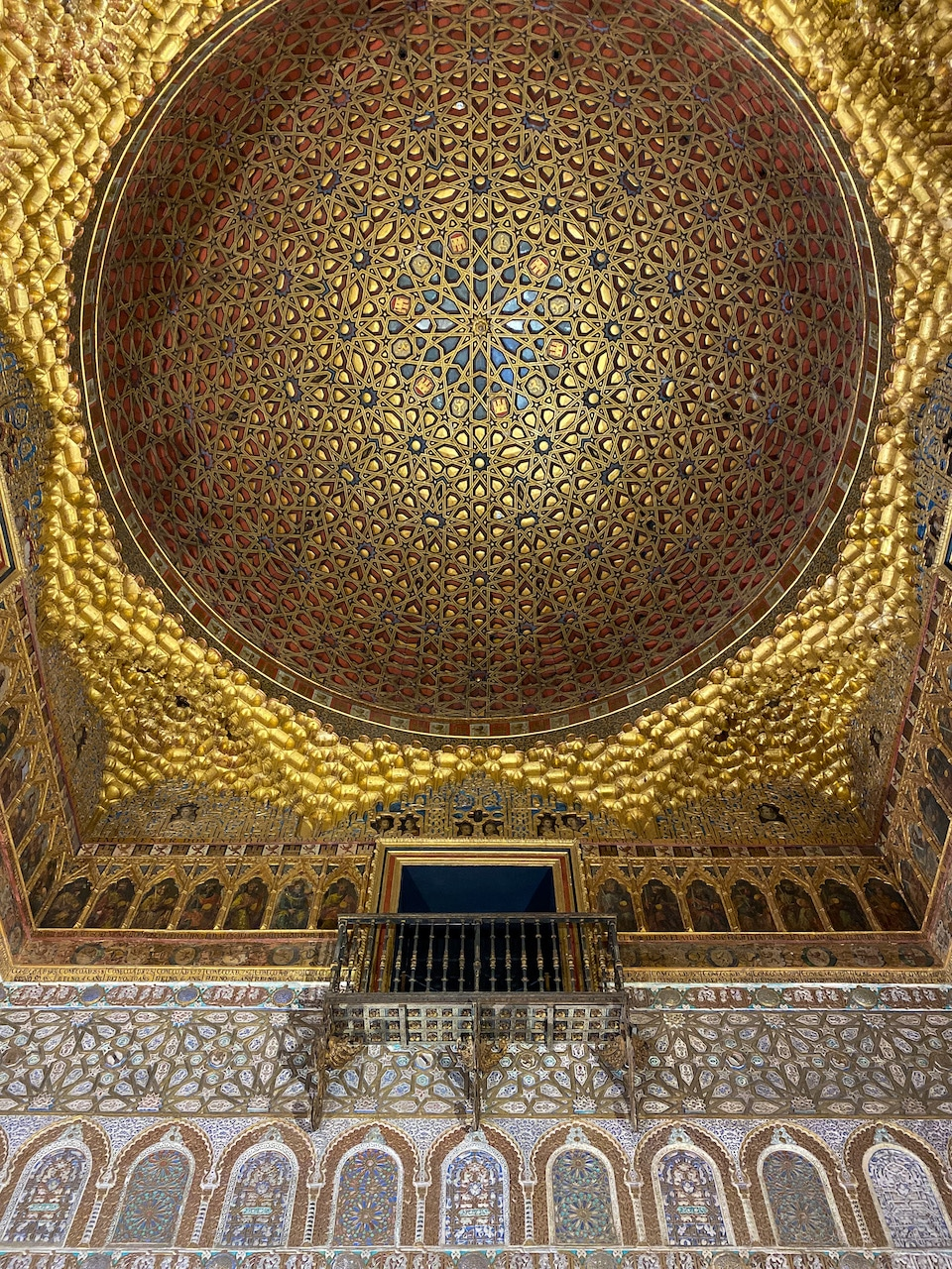 Real Alcazar - bezienswaardigheden Sevilla