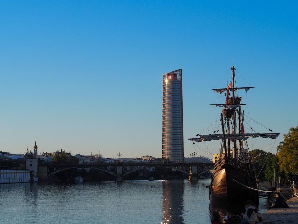 Nao Victoria 500 - Sevilla
