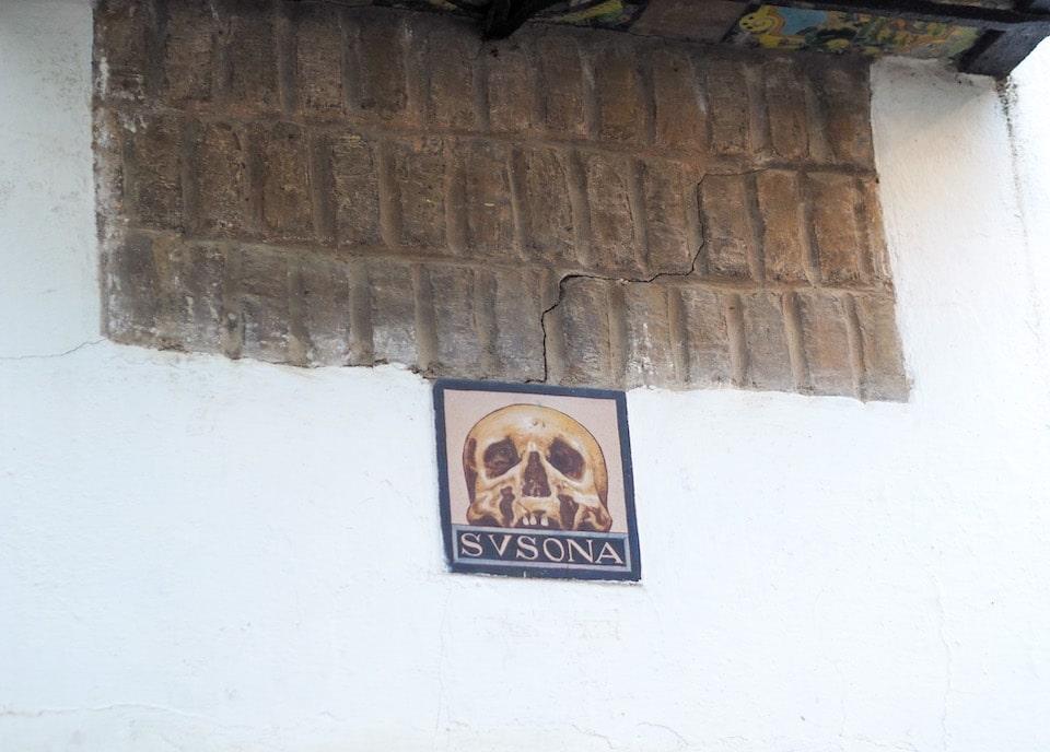 La Susona - Joodse wijk Santa Cruz