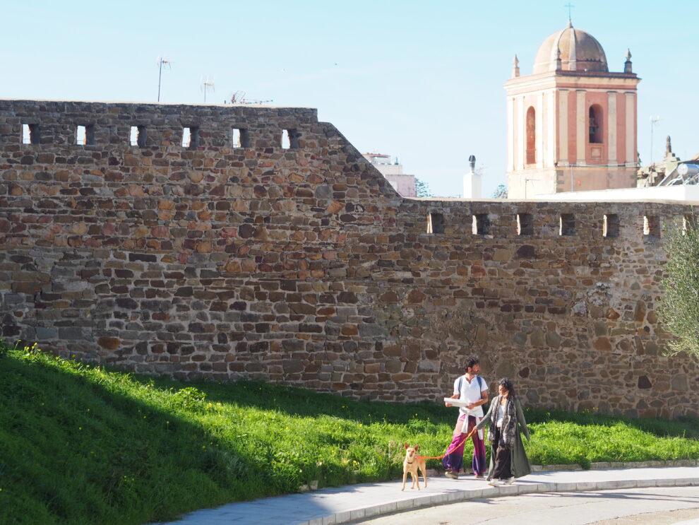 bezienswaardigheden Tarifa - stadsmuren