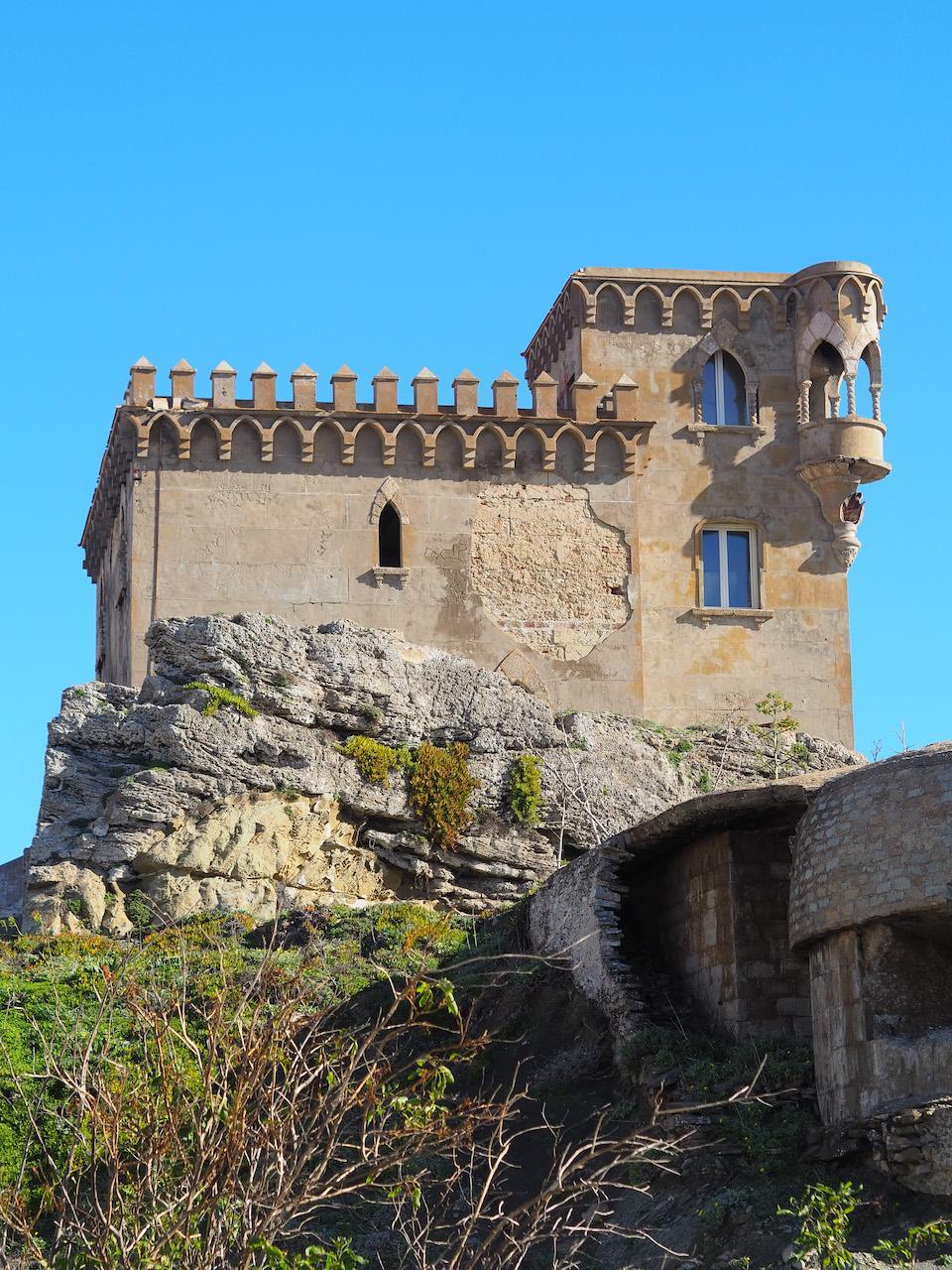 Castillo de Santa Catalina bezienswaardigheden in tarifa
