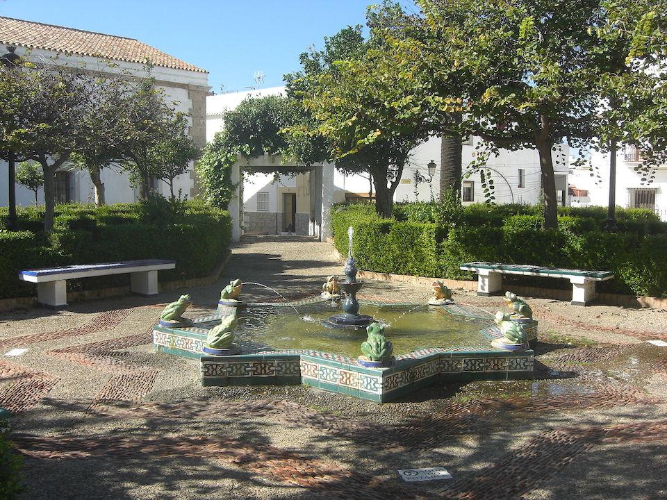 Bezienswaardigheden Tarifa Plaza de Santa Maria