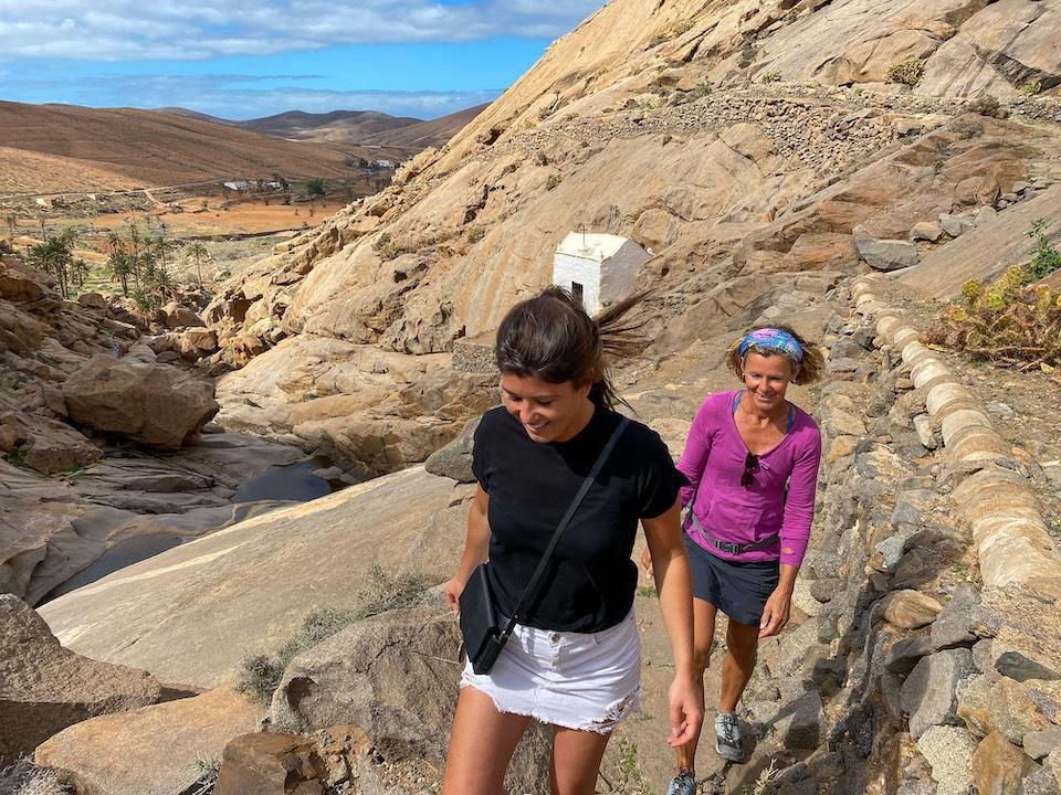 Vega Rio Palmas wandeling - wandelen op Fuerteventura
