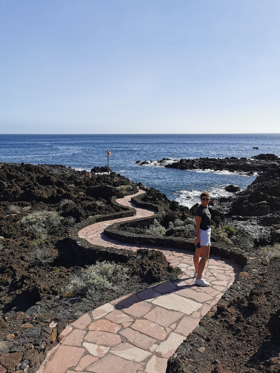 Cala de Tacoron zwemmen El Hierro