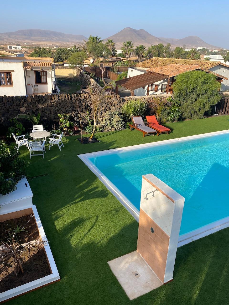 hotel accomodatie in Lajaras Fuerteventura