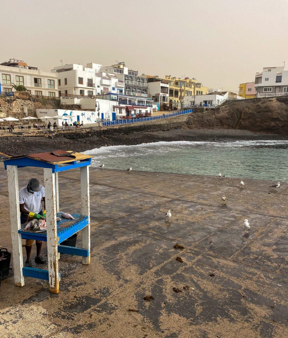 El Cortillo mooiste dorp in het noorden van Fuerteventura