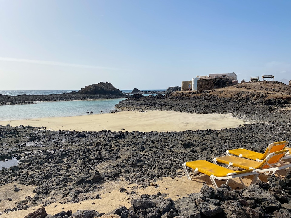 stranden Isla de Lobos - mooiste plekken Fuerteventura
