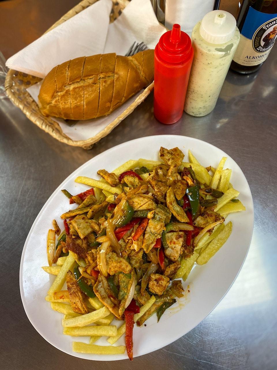 Carne de Fiesta eten op El Hierro