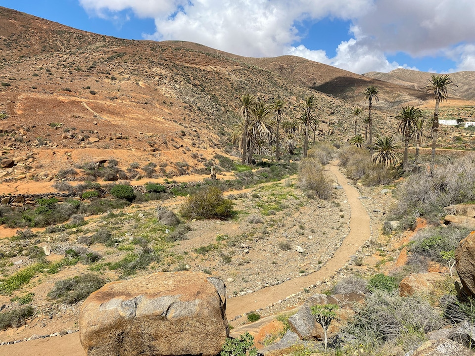 Geocaching Fuerteventura eerste keer tips - Vega de Río Palmas