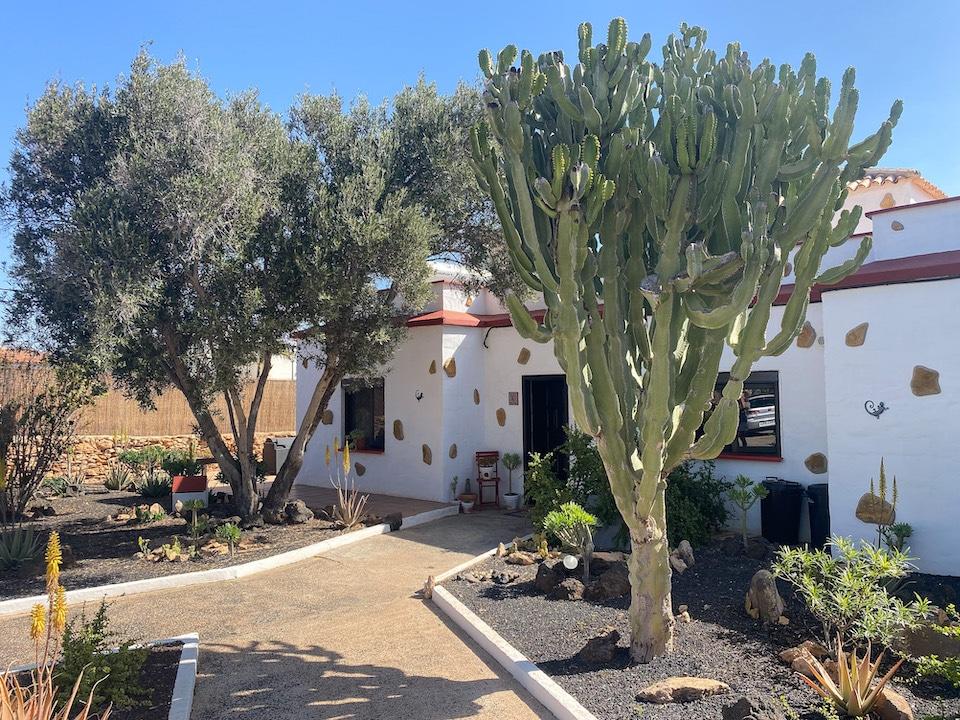 Villa Vital wandelen op Fuerteventura - wandelvakantie