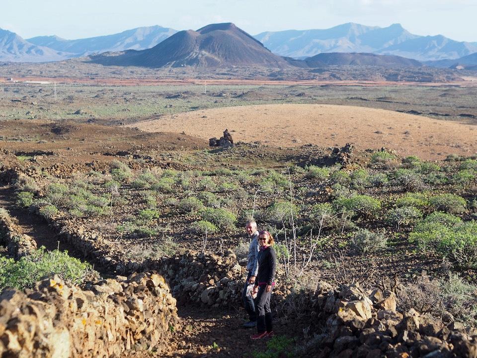 Wandelvakanties op Fuerteventura - aasgieren wandeling