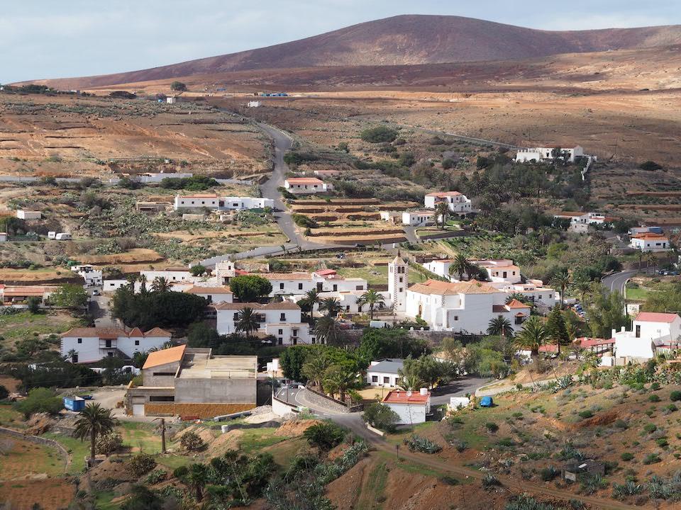 Betancuria - bezienswaardigheden Fuerteventura