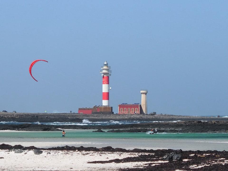 El Toston Lighthouse bezienswaardigheden Fuerteventura