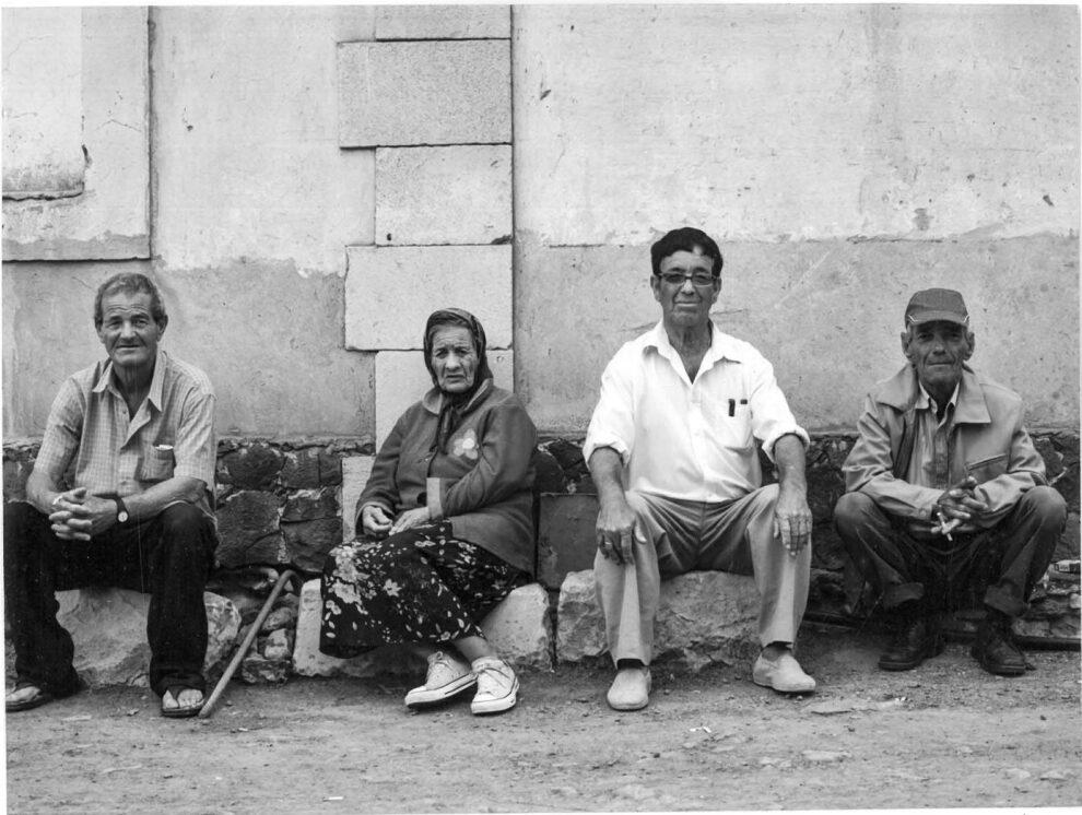 De bewoners van Villa Winter Gustav Winter - Agustín Matos Viera