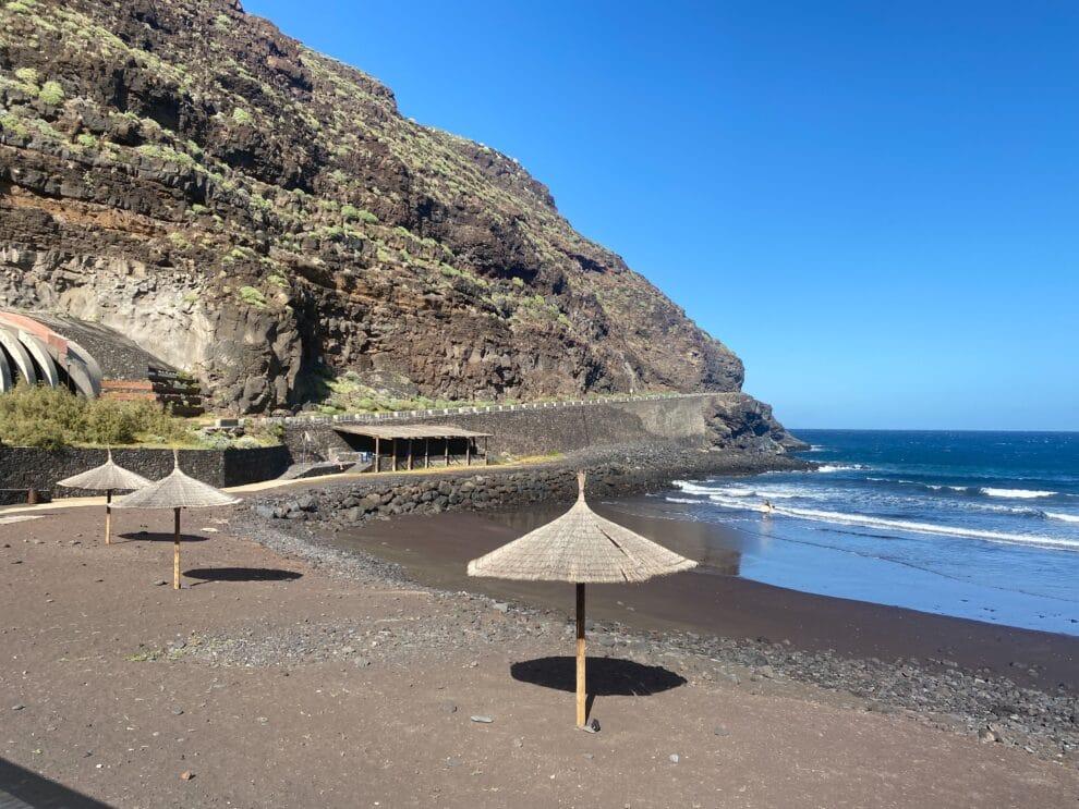 Timijiraque surfen op El Hierro