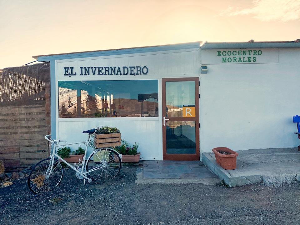 El Invernadero - beste vegan restaurant op Fuerteventura