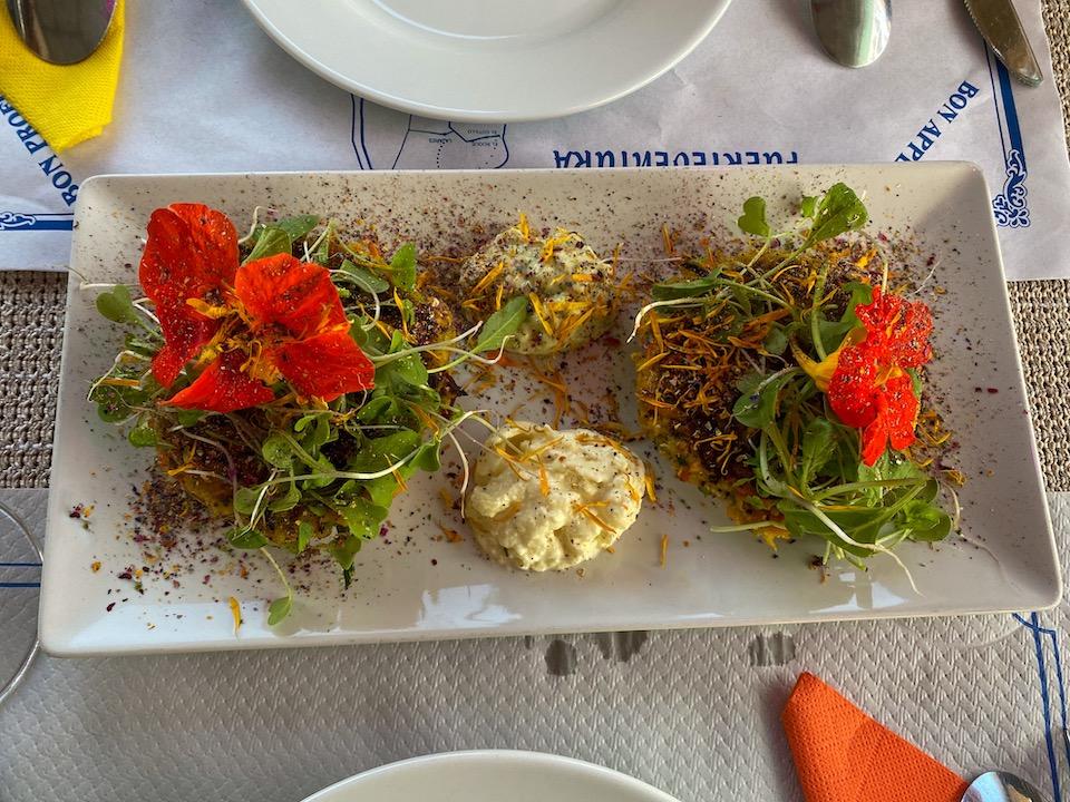 El Invernadero - beste vegan restaurant op Fuerteventura  - menu