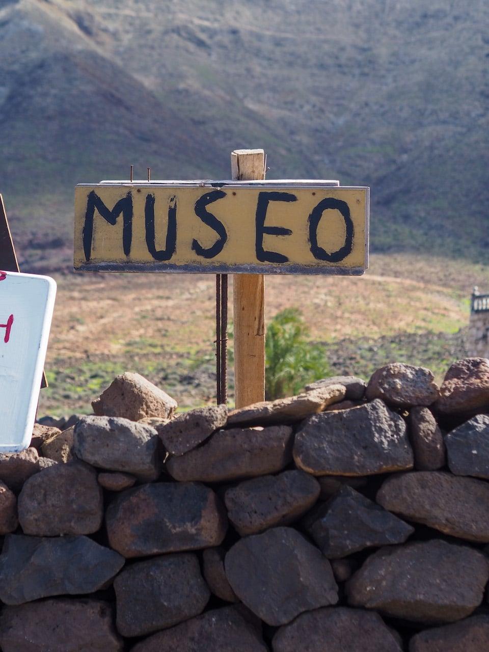 museum bezoeken Villa Winter, nazi Fuerteventura Hitler