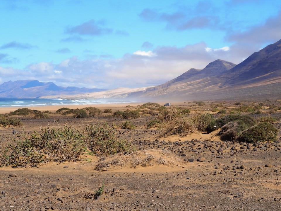 Playa de Cofete bezoeken - mooiste strand Fuerteventura