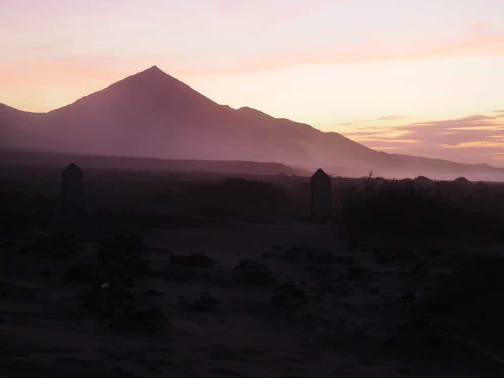 kerkhof op Cofete - mooiste plek Fuerteventura