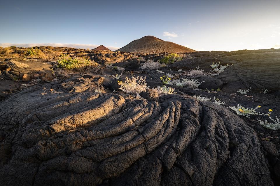 lavalandschap La Restinga - door Max Terwindt