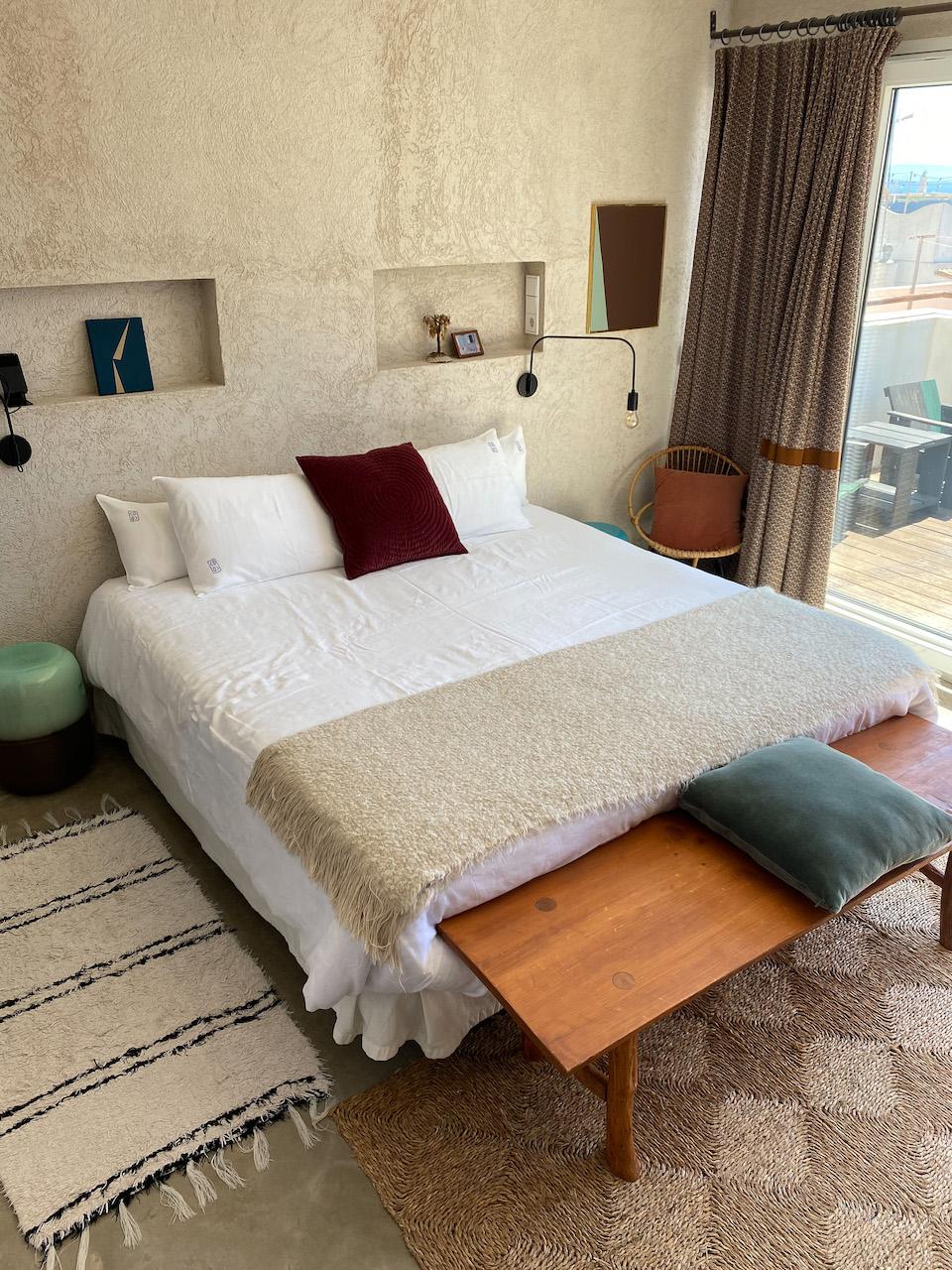hotel kamer KOOK hotel review