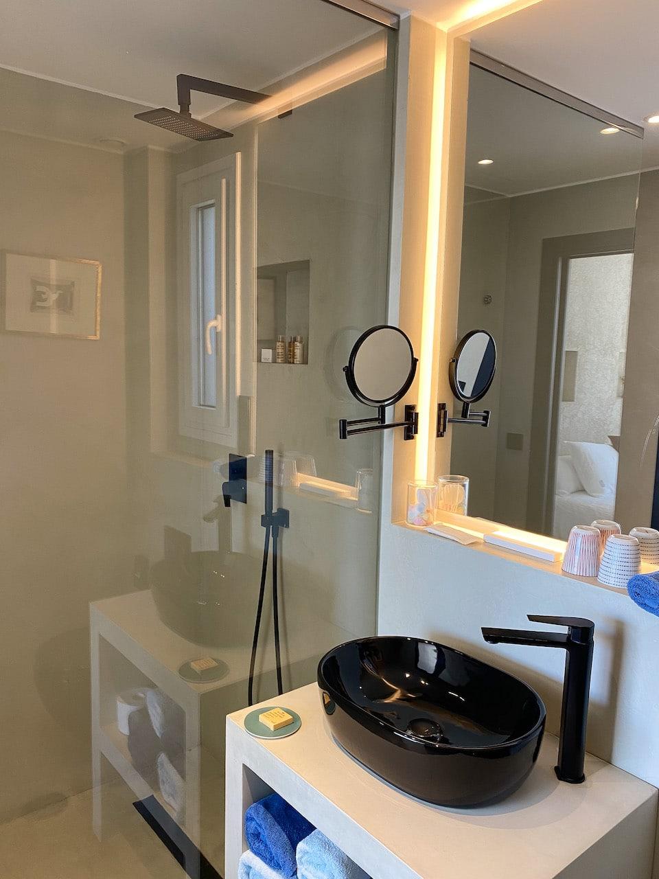 badkamer KOOK hotel Tarifa