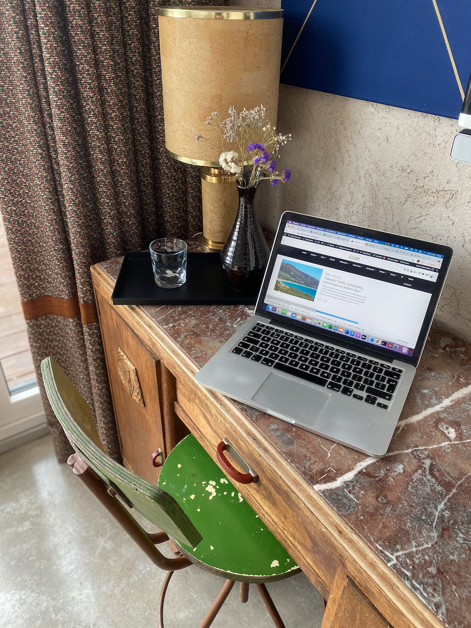 digital nomad werken in Tarifa tips