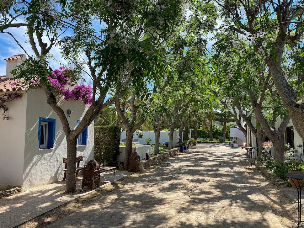 Paraiso Perdido: Casa Rural in Conil de la Frontera