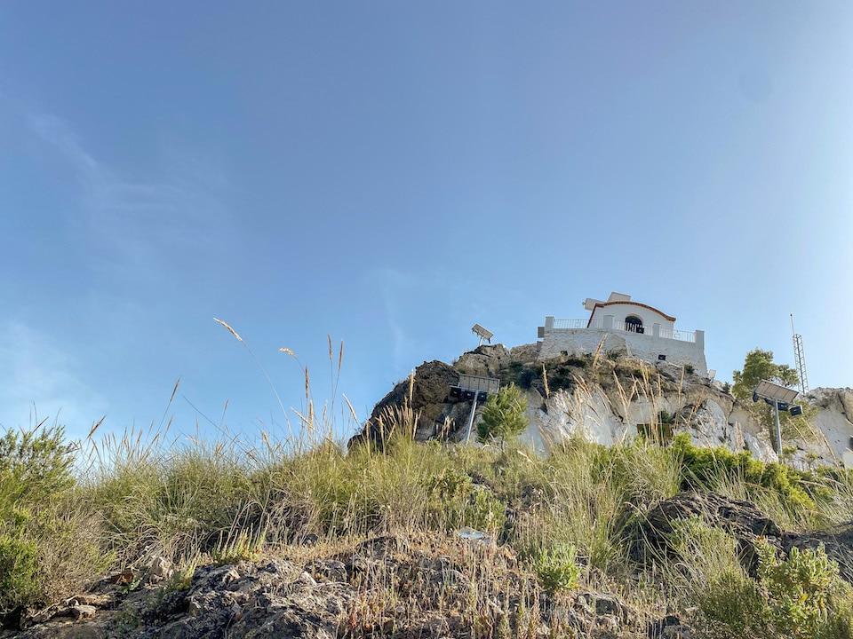 Ermita del Cristo del Zapato bezienswaardigheden Valle de Lecrin
