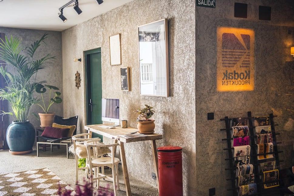 boutique hotel in oude centrum van Tarifa - KOOK hotel