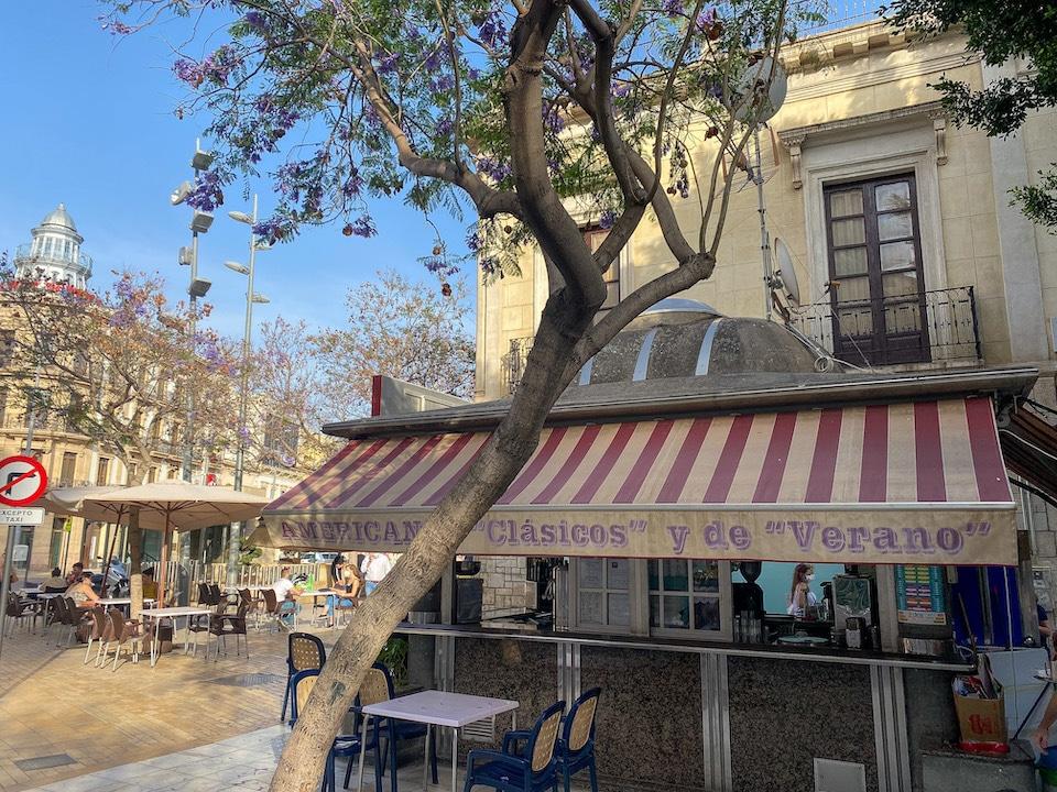 Shoppen in Almería
