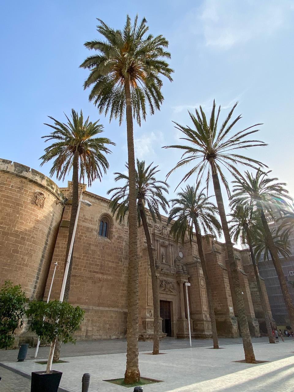 bezienswaardigheden Almeria - Catedral de la Encarnición de Almería.