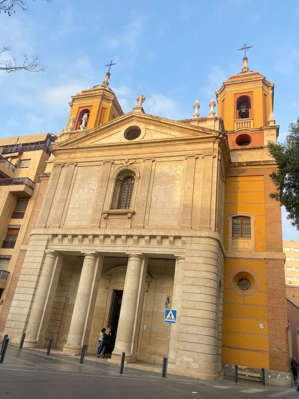 bezienswaardigheden Almeria citytrip